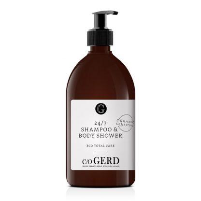 24/7 Shampo Bodyshower 500 ml