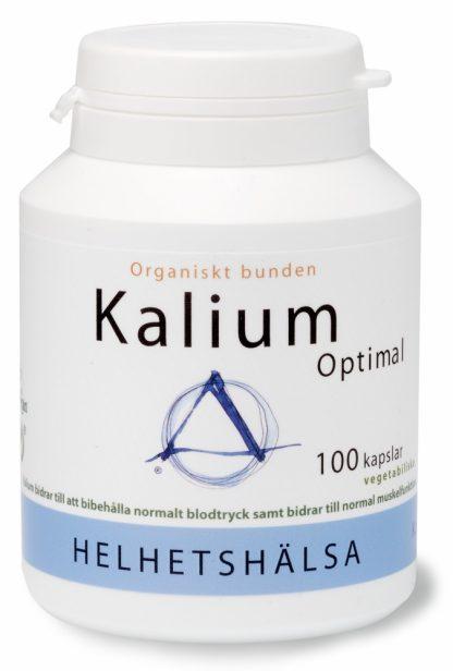 KaliumOptimal 100 kapslar MIES BALANS